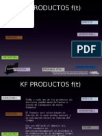 Kf Productos f(t)
