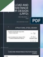 Lecture 2 - Steel Design