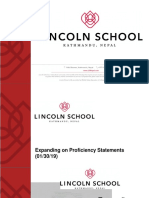 assessment january 30 2019 expanding on proficiency statements