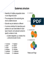 Quaternary Structure