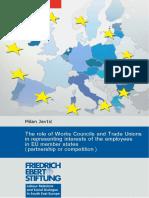 FES_Üt És Szakszervezeti Szabályok Az EU Tagországaiban