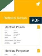 Refleksi Kasus dr. Widi, Sp.KJ.pptx