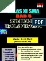 Bab v Sistem Hk Perad Int