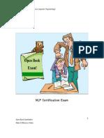 NLP Certification Exam
