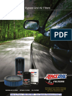 Ea Filtration Products AMSOIL