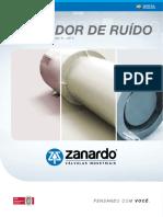 Zanardo Folder Abafador 2016