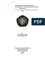 LAPORAN PENDAHULUAN CKD etc DM+HD revisi