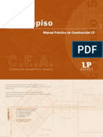 Manual Práctico de Construcción  ENTREPISO