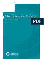 Sitecore.reference.storefront.8.2. .Developer.overview