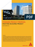 Standard Product Proposal for High Rise Building 07-07-2017