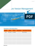 U_TM_RNC Software Version Management_R1.0.ppt
