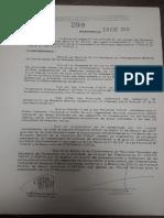 Decreto provincial 298/2019