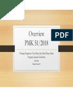 PMK 51 2018