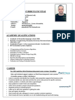 Ahmed Lotfy Engineer CV A
