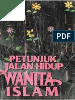 001.  Petunjuk Jalan Hidup Wanita Islam - Pusat Studi dan Penelitian Islam Mesir.pdf