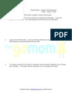 Addition Subtraction Word Problem Using 2 Steps 3 Digits Worksheet Set B Grade 2