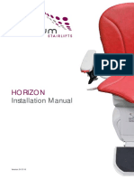 HORIZON Installation Manual. Version_ 01-5-16 (2)