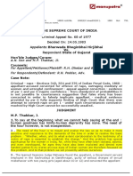 Bharwada Bhoginbhai Hirjibhai vs State of Gujarat s830090COM779410