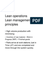 08 Lean Operations