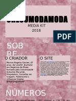 Mídia Kit Oresumodamoda