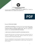 Impugnação a EPE - Proteção Consultivas - Sociedade Uniprofissional