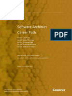 Cx SoftwareArchitect CareerPath