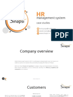 Sinapsi HR Management System