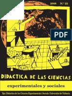Mateos - Globalización Del Conocimiento Escolar