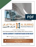 Al Burraq Aluminium for Aluminium & Glass Works in UAE