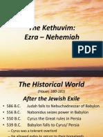20. Ezra - Nehemiah