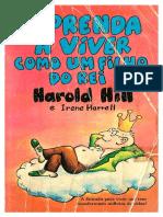 Harold Hill - Aprenda a Viver Como Um Filho Do Rei. (2)