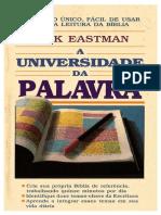 Dick Eastman - A Universidade Da Palavra.