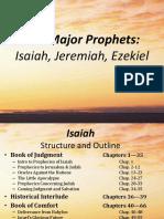 11b. Major Prophets Isaiah, Jeremiah, Ezekiel.pptx