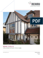 Rehau Total70 Windows Product Brochure 574feb1d5cf56