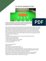 Matras Untuk Lapangan Futsal, WA +62 821-8620-5040, PENAWARAN SPESIAL HARGA SPESIAL