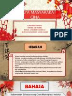 Budaya Cina