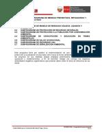 2. Programa de Medidas Preventivas, Mitigadoras y Correctivas