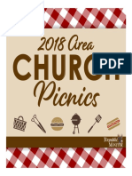 2018 Church Picnic Tab