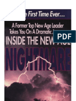 Inside the New Age Nightmare by Randall N Baer