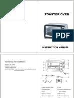 Manual GL 23RC