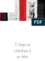 O Corpo Na Literatura e Na Arte_impressão
