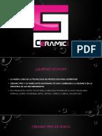 Ceramic Pro Presentacion