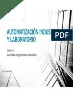 Automatización Industrial Unidad V