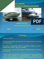 APNT - Manobra Do Navio. e Uso de Prático e Rebocadores