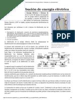 Red de Distribución de Energía Eléctrica