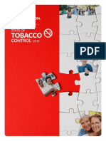 State of Tobacco Control 2019