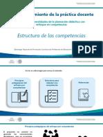 Pricipios Pedagogicos de Las Competencias