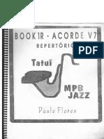 Repertorio Tatui (Indices y Varios)