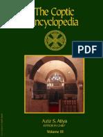 Coptic Encyclopaedia Vol. 3 (CR-ET)
