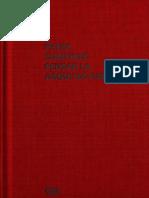 PENSAR LA ARQUITECTURA 3ra Edición Ampliada, Peter Zumthor